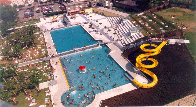 Differdange luxembourg th tys france europe for Piscine luxembourg